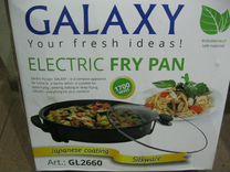 Сковорода электрическая galaxy