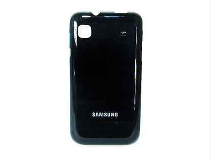 Крышка задняя ааа для Samsung i9003 черный