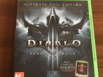 Diablo 3 Reaper of souls (xbox one)