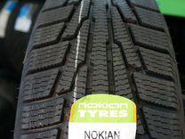 Новые шины 205 55 16 94R nokian Nordman RS2