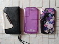 Силиконовые накладки для телефона samsung s3