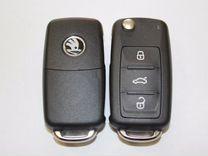 Новые Оригинальные ключи для Ford /Skoda /Octavia
