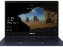 Ультробук Zenbook Asus ux331 4k дисплей-сенсорный