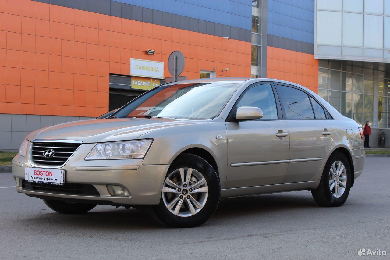 Hyundai Sonata, 2008  89195434917 купить 1