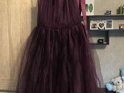 Платье на выпускной 42-44