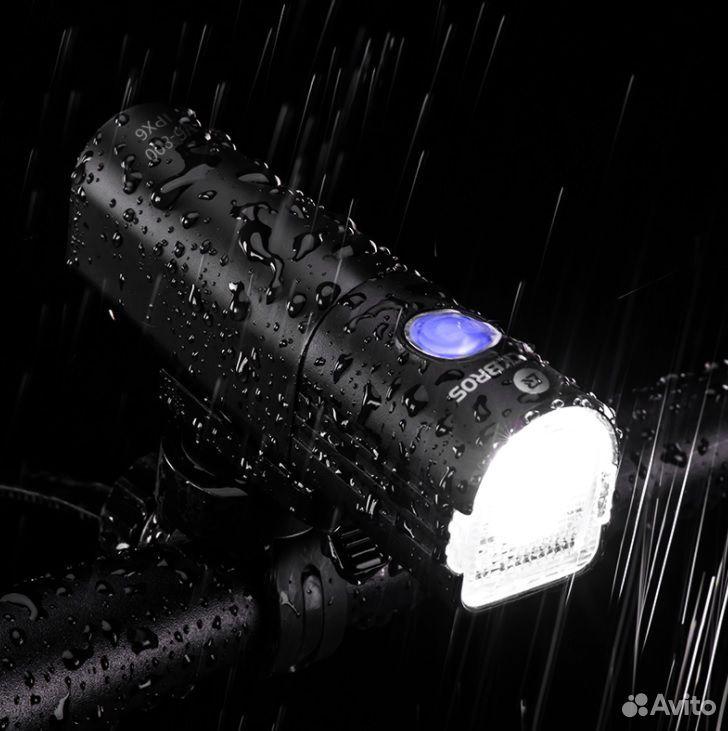 Велосипедный фонарь rockbros V6-800 89114539100 купить 1