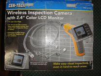 Инспекционная камера беспроводная — Ремонт и строительство в Москве