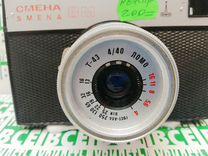 Фотоаппарат Smena 8m Смена 8м неисправен