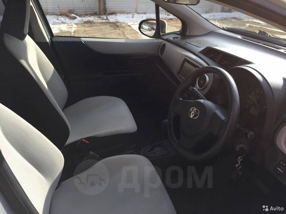 Toyota Vitz, 2011  89662715007 купить 8