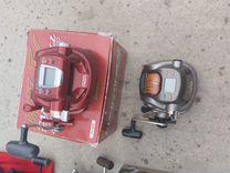 Катушка электрокатушка Дайва Daiwa 750 Bull