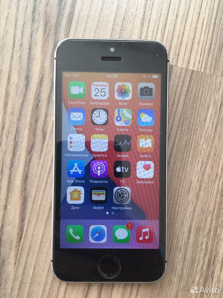 iPhone 5se 32гб  89220070406 купить 1