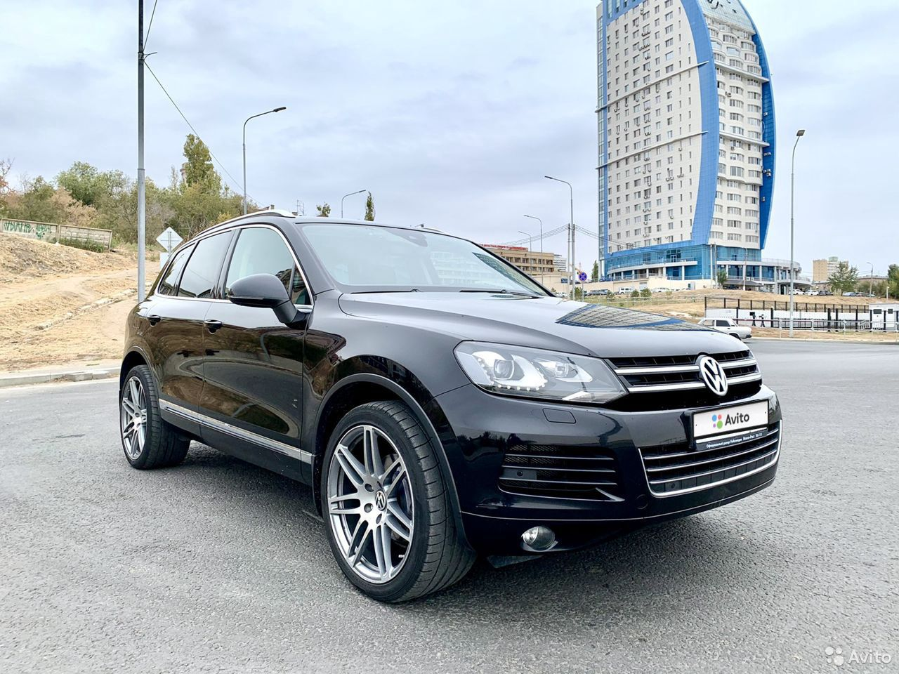 Volkswagen Touareg, 2014  89610795153 купить 1