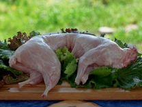 Кролики мясом