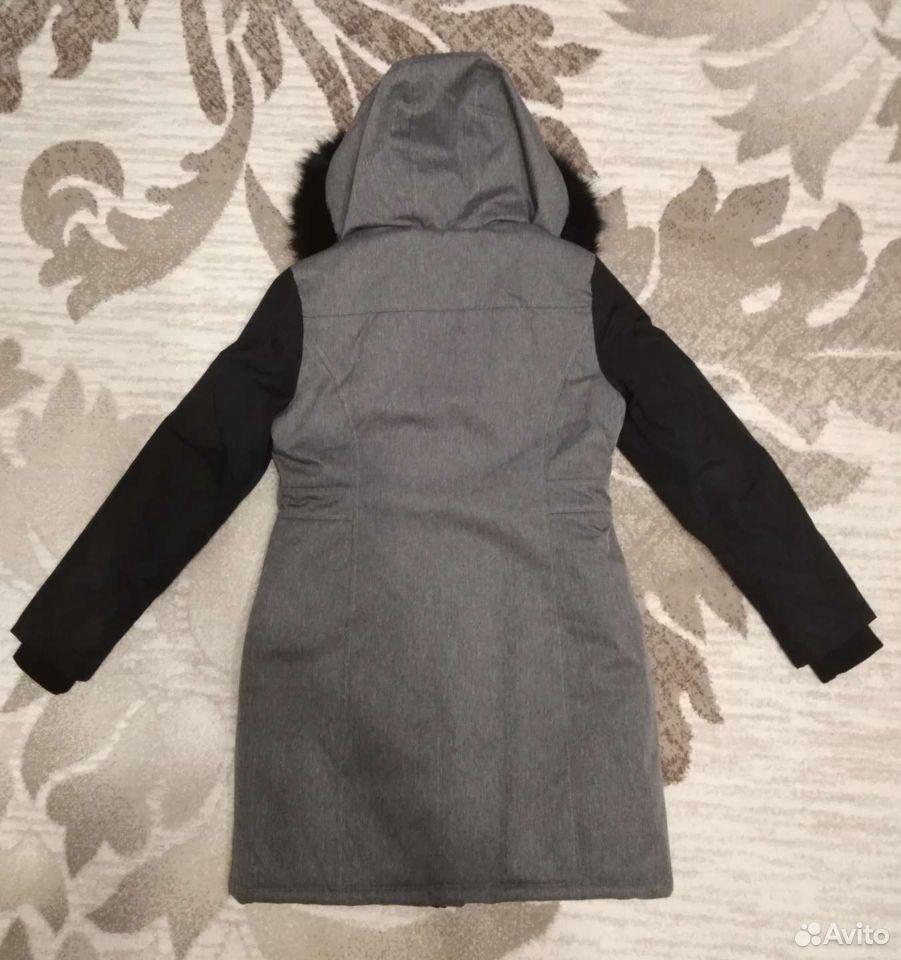Пальто куртка зимняя  89537041686 купить 2