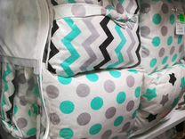 Набор в кроватку для новорождённого