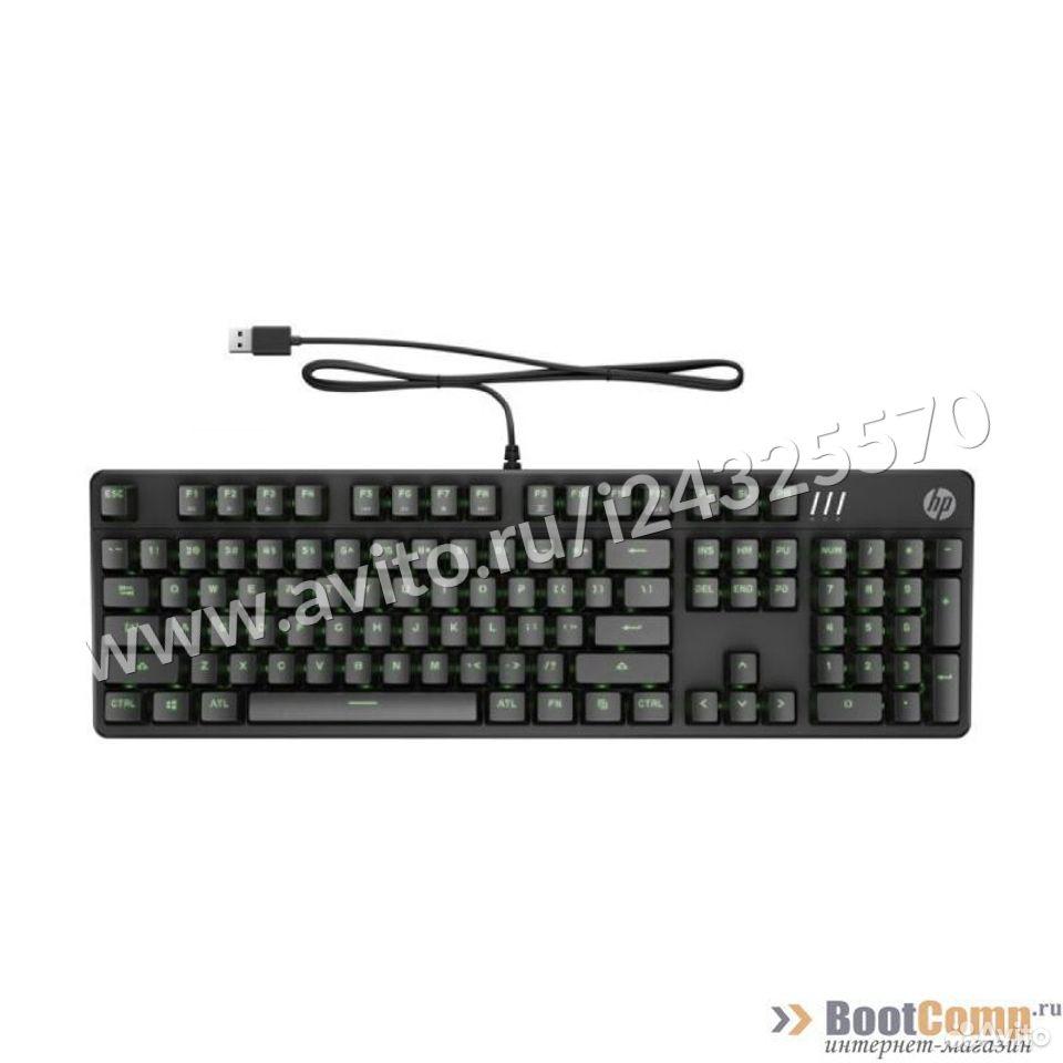 Игровая клавиатура HP Pavilion Gaming 500  84012410120 купить 4