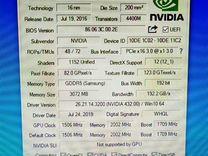 Inno 3d gtx 1060 3 gb — Товары для компьютера в Москве
