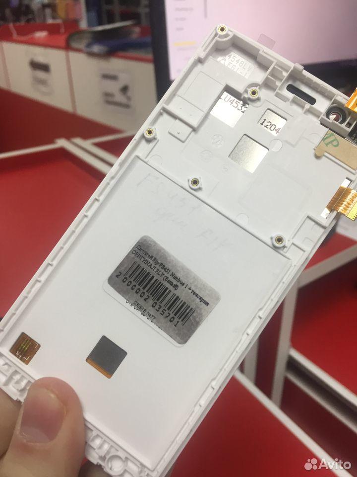 Экран на телефон Fly FS451 Nimbus 1 + touch  89003081353 купить 1