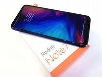 Xiaomi Redmi Note 7 4/64GB, гарантия 1 мес - Б/У