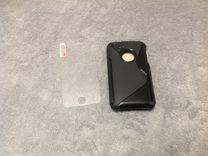 Чехол и стекло для iPhone 3GS