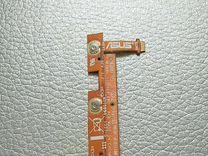 Плата регулятор звука и выключатель Asus memo pad8