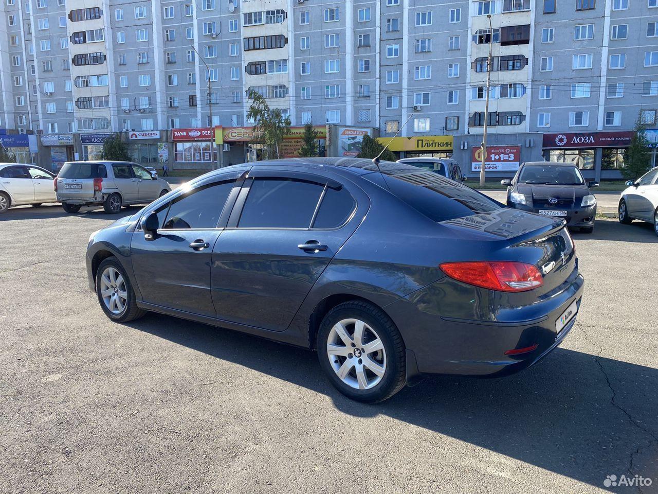 Peugeot 408, 2012  89246322243 купить 5