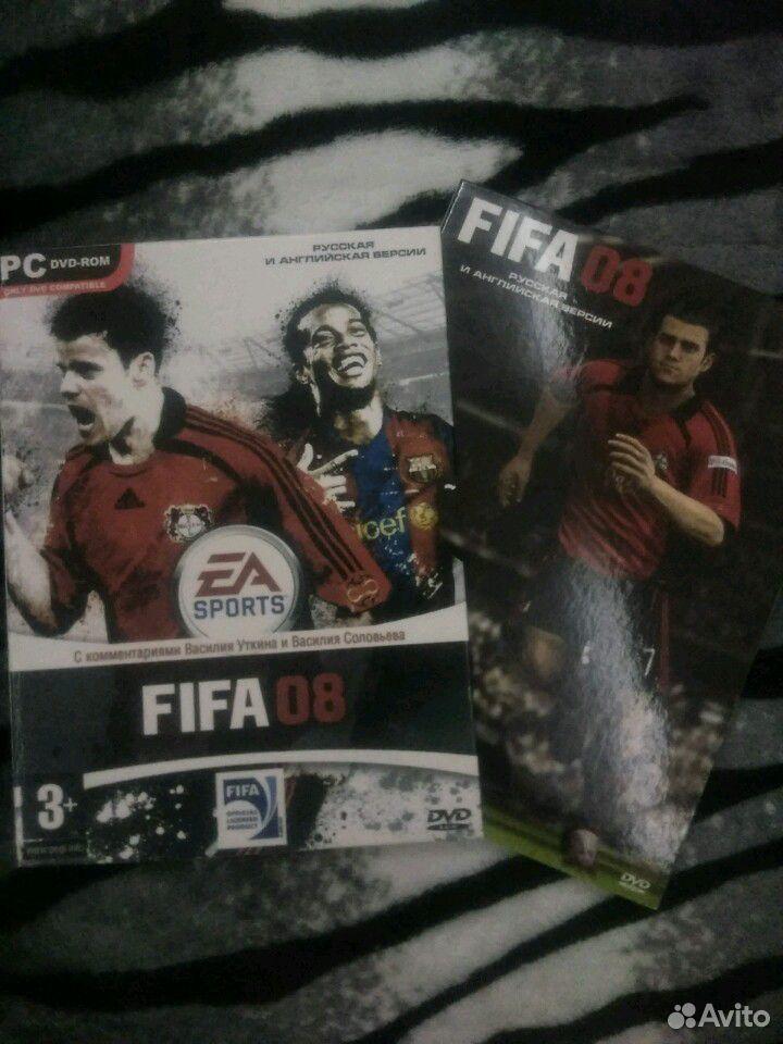 Fifa 8  89966295318 купить 2