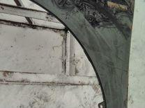 Фольксваген Поло крыло левое — Запчасти и аксессуары в Санкт-Петербурге