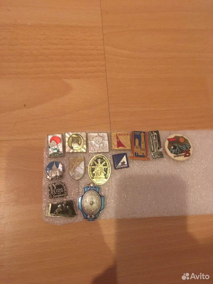 Значки медали г. Орел Орловская область геральдика  89300633331 купить 2