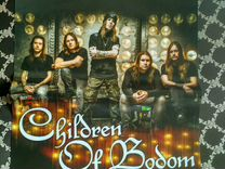 Напульсники Рок-Музыкантов (Children Of Bodom)