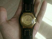Часы Восток латунные