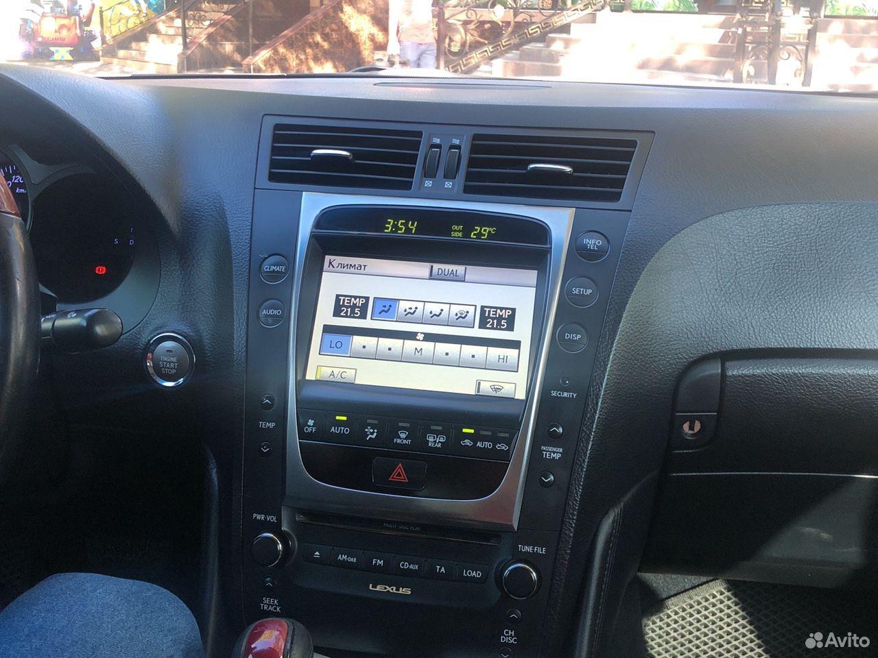 Lexus GS, 2010  89634048105 купить 6