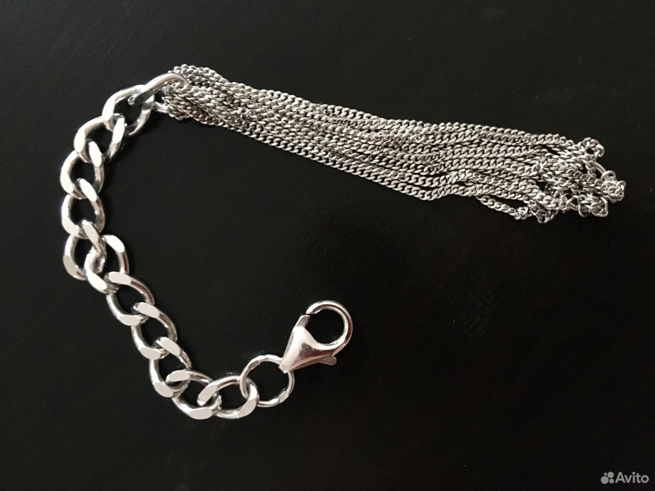 Браслет серебряный 925 родированый красцветмед  89130467467 купить 2