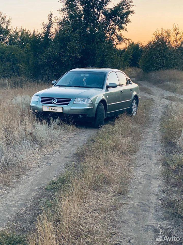 Volkswagen Passat, 2002  89895125805 купить 1
