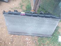 Радиатор охлаждения основной ниссан примера р11