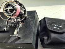 Катушка shimano 18 Stella 2500shg
