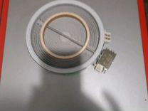 Конфорка с раширенной зоны для стеклокерамике