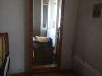 Шкаф, тумба с зеркалом в полный рост, диван раздви