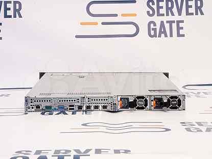 Сервер Dell R620 10SFF 2x E5-2650v2 64 GB