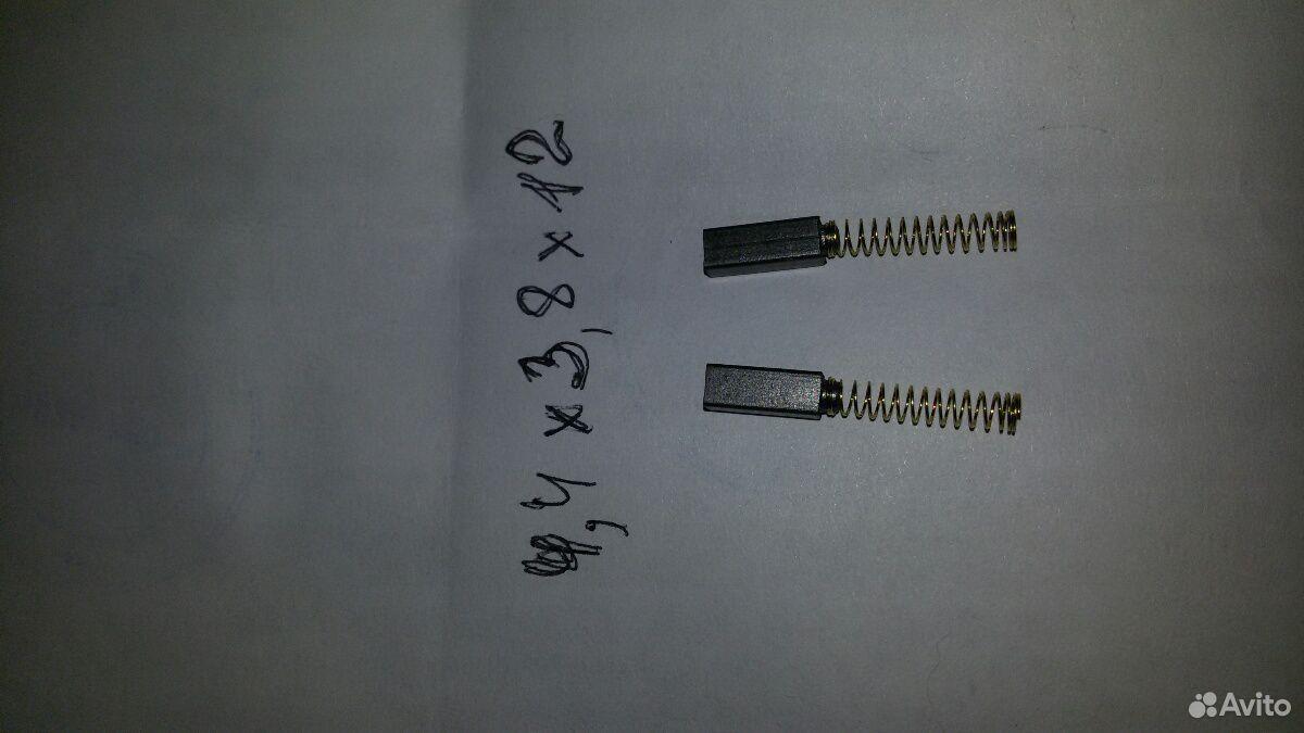 Щетки электродвигателя для большинства швейных маш