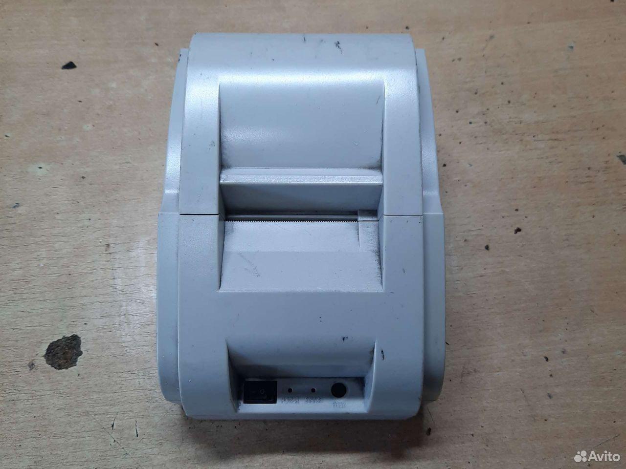 Чековый принтер Xprinter XP-58IIH  89521133036 купить 1