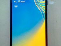 SAMSUNG Galaxy A7 (2018) 4/64GB, синий, новый