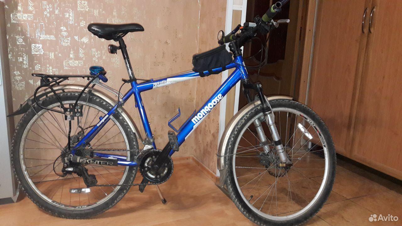 Велосипед Mongoose  89201069511 купить 2