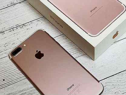 iPhone 7 Plus 32GB Rose Gold / Ростест / Оригинал