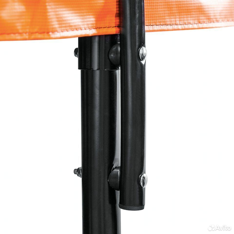 Батут DFC trampoline kengoo II С сеткой 10FT-BAS-B  89016083584 купить 4