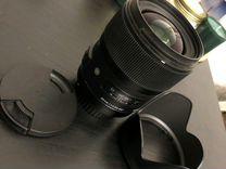 Canon + Sigma Art 35 mm f.1.4+ Canon 24-105 L f.4