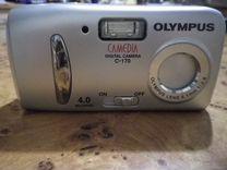 Цифровая фотокамера olympus C-170 — Фототехника в Москве
