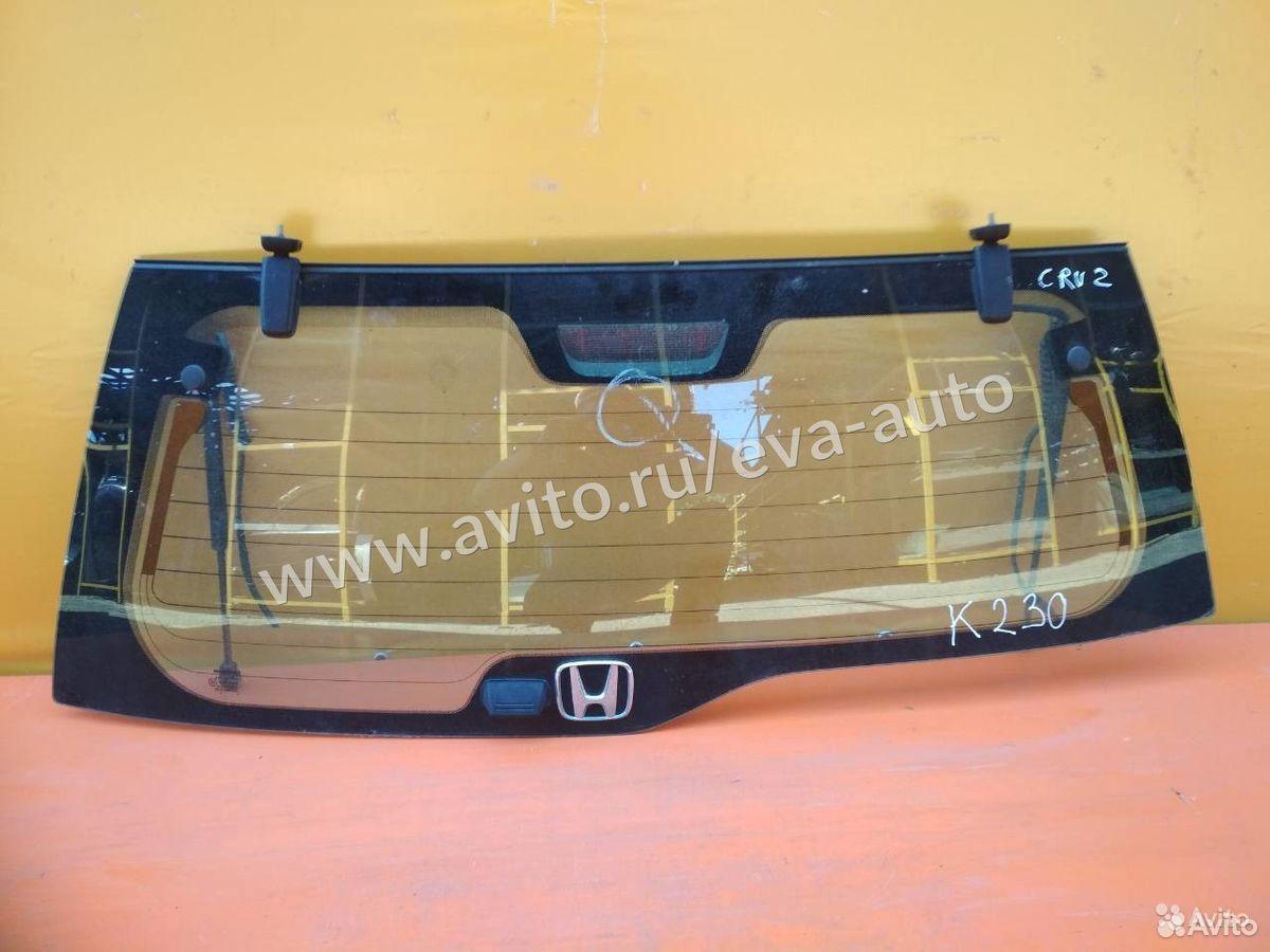84732022776  Стекло двери багажника Honda CR-V II 2002-2006