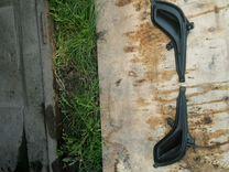 Заглушки под противотуманки на хендай солярис 2010