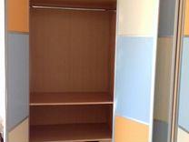 Шкаф (гардероб) угловой 5 дверный